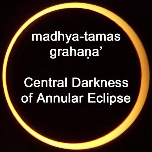 Solar Eclipse 2014