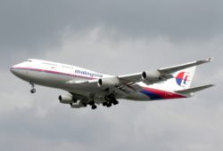 Flight MH370 Disaster