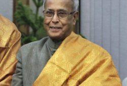 Pranab Mukherjee next President