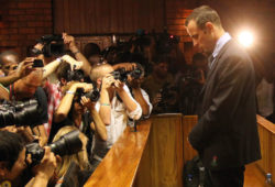 Oscar Pistorius found guilty of murder