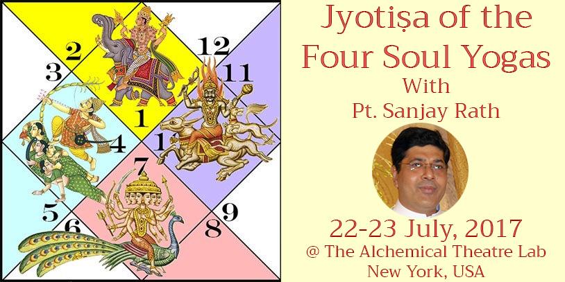 NY Workshop on Spiritual Yogas 2017 – Sanjay Rath