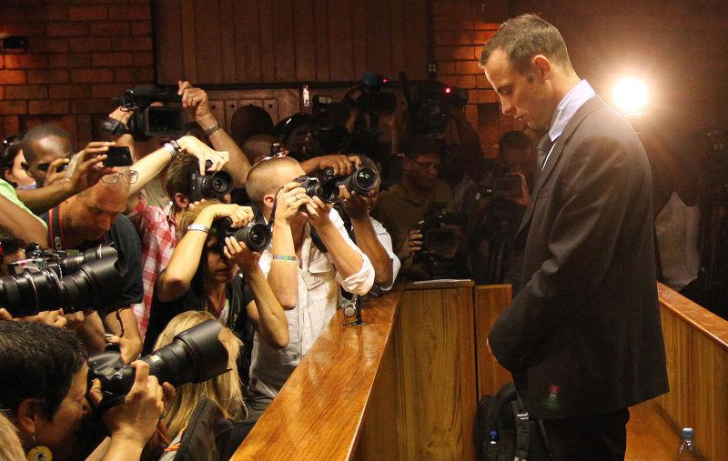 Oscar Pistorius found guilty of murder
