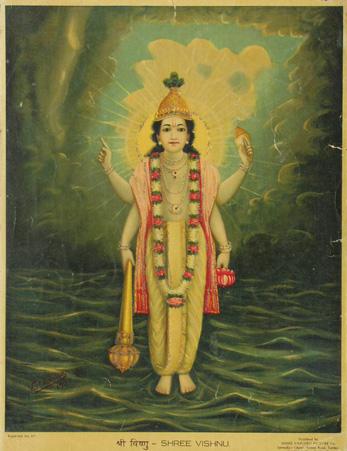 Nārāyaṇa Kavacha Part-1
